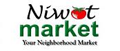 Niwot Market Logo